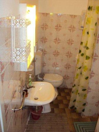 Albergo La Salsesina : bagno