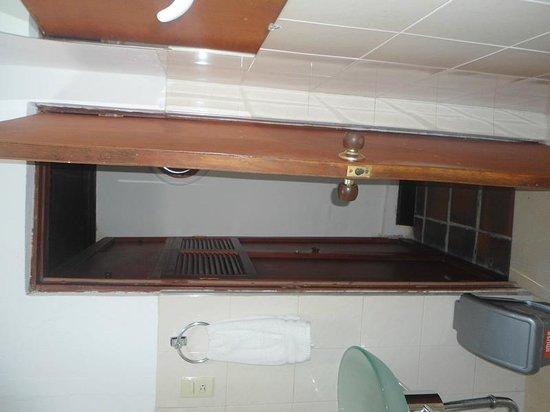 Hotel Puertas de Cartagena: baño
