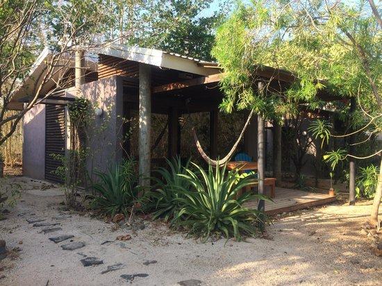 Las Avellanas Villas: Vista de una de las villas