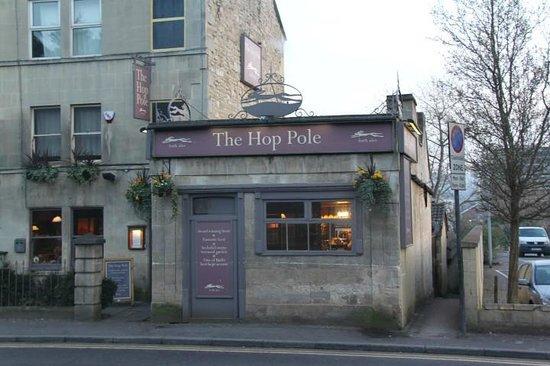 The Hop Pole: Exterior