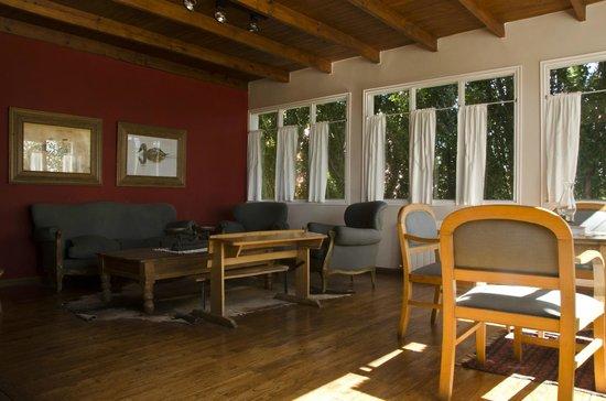 Cauquenes de Nimez : sala de estar