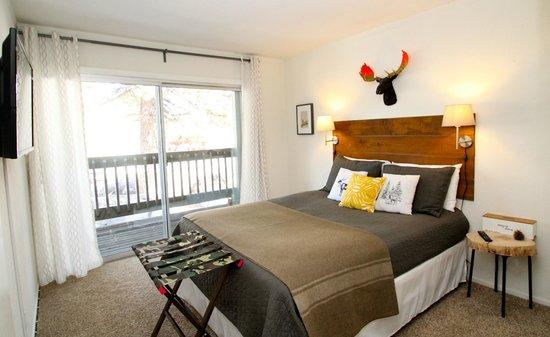 Sierra Park Villas: Suite 2 - the moose head