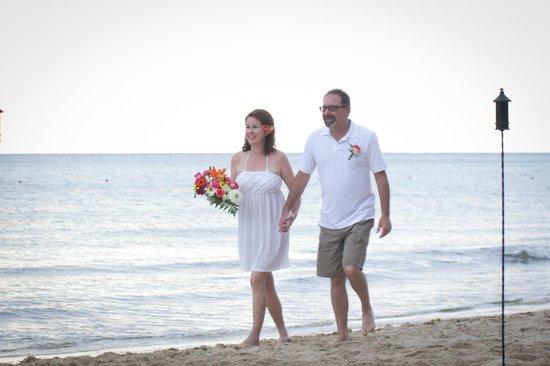 Iberostar Cozumel : 25th Anniversary Vow Renewal