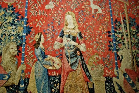 Musée de Cluny - Musée National du Moyen Âge : Unicorn Tapestries