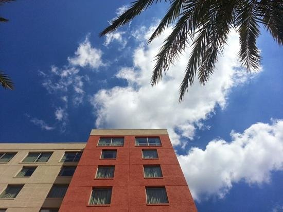 Drury Inn & Suites Orlando: afternoons breaks poolside were sunny and peaceful