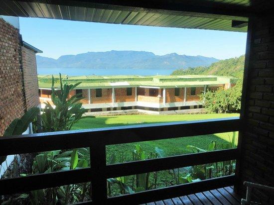 Portogalo Suite Hotel : Suíte standard vista frente mar