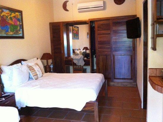 BP Surf Hotel: Zimmer