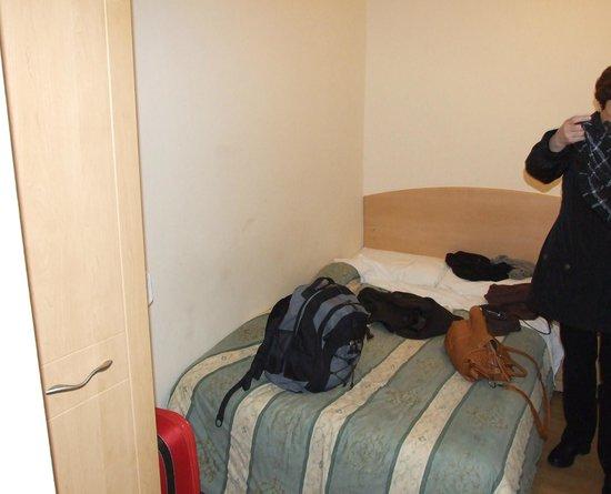 European Hotel : La habitacion que nos dieron