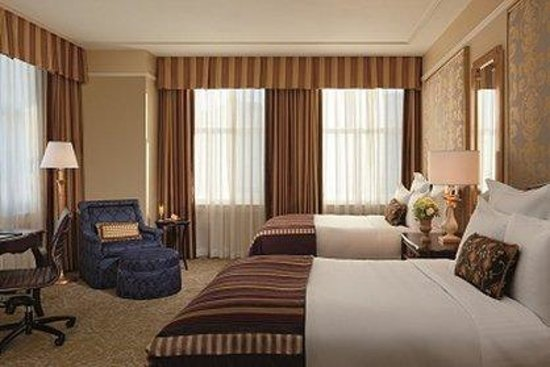 The Ritz-Carlton, New Orleans: Deluxe Double Double Guestroom