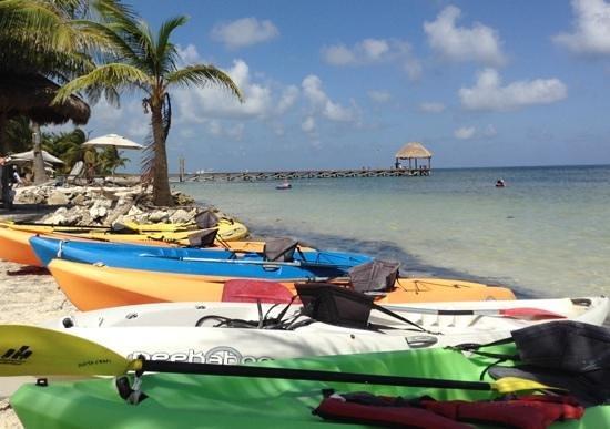Maya Chan Beach: A relaxing yet fun private beach