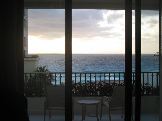 CasaMagna Marriott Cancun Resort : view from our room