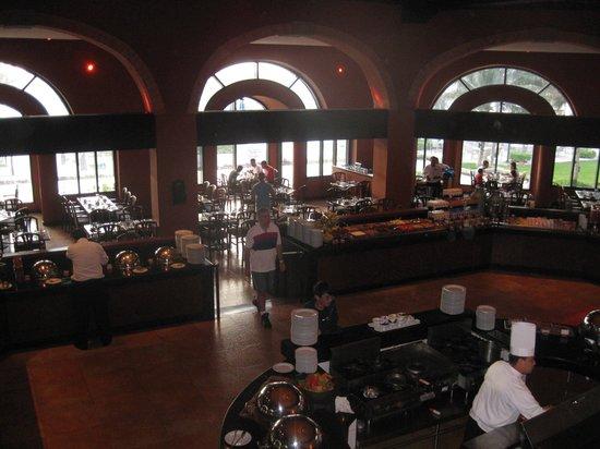 CasaMagna Marriott Cancun Resort : breakfast