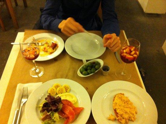 Restaurant Allium: Meal