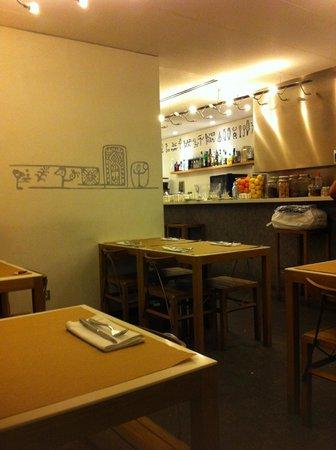 Restaurant Allium: Place