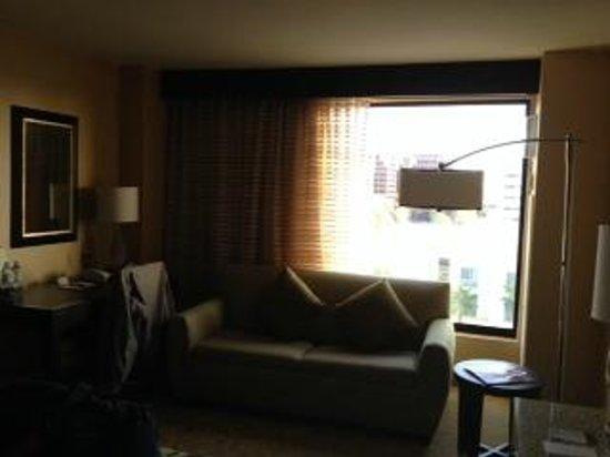 DoubleTree by Hilton Hotel Santa Ana - Orange County Airport : DoubleTree Room