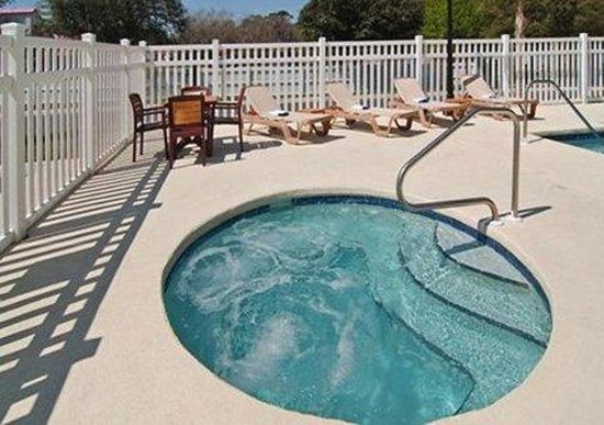 Comfort Suites Ocala: Pool -OpenTravel Alliance - Pool View-