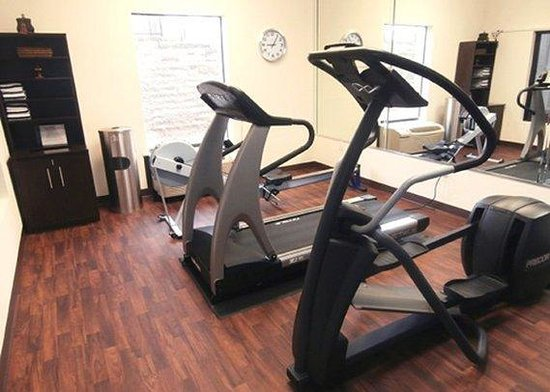 Comfort Suites Jefferson City: Fitness Room