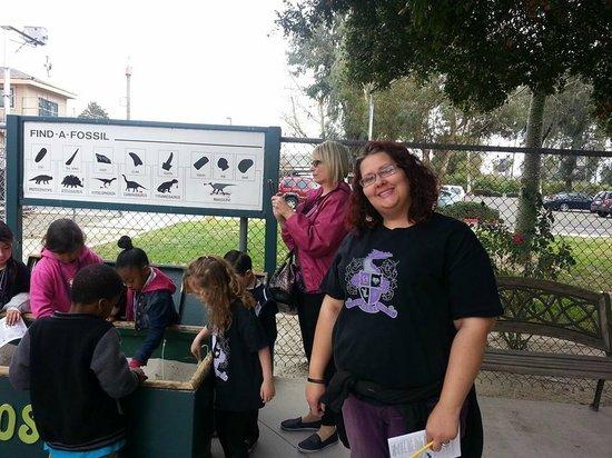 San Bernardino County Museum: Digging for Dino bones
