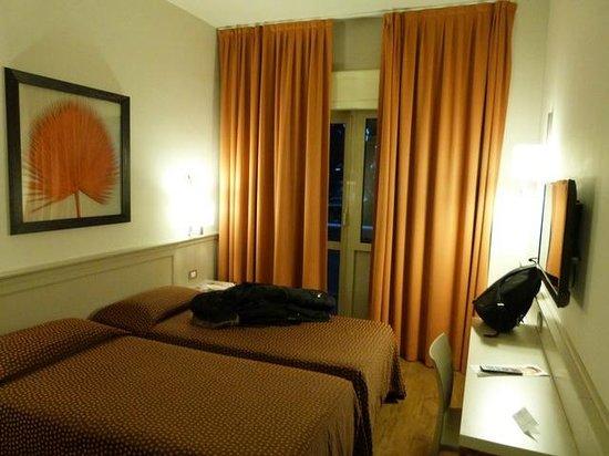 """Grand Hotel Fleming : Vista de la """"habitación"""" 1"""