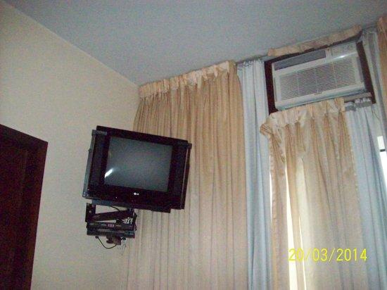 Entremares Hotel: Tv