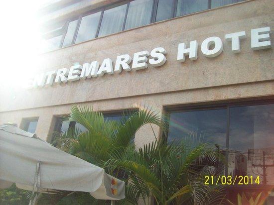Entremares Hotel: Fachada