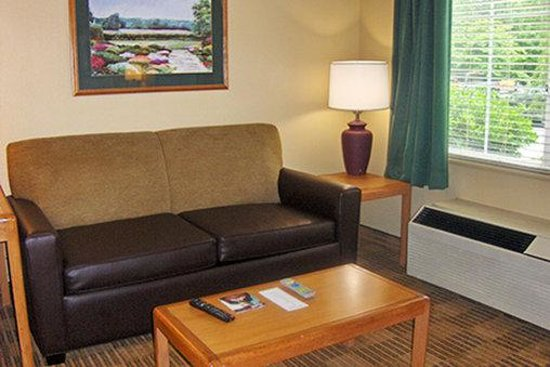 Extended Stay America - Atlanta - Marietta - Wildwood: Deluxe Studio - 1 Queen Bed