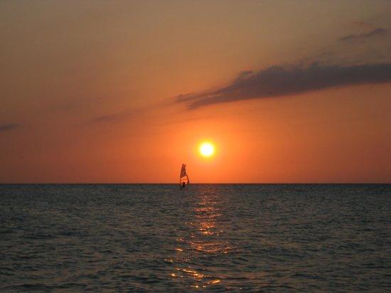 Casa Maya Holbox : unbeatable sunsets