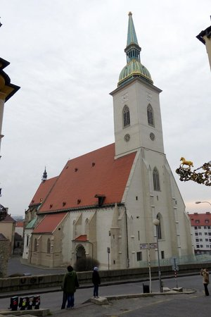 St. Martin's Cathedral (Dom svateho Martina): St. Martin's Cathedral in Old Town