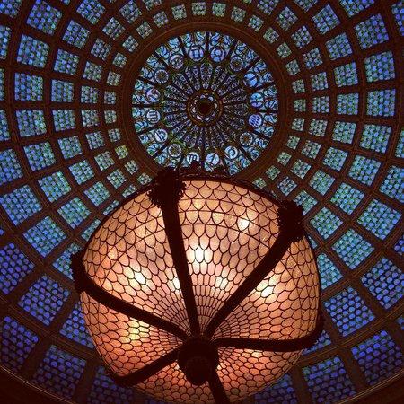 Chicago Cultural Center: Tiffany Dome