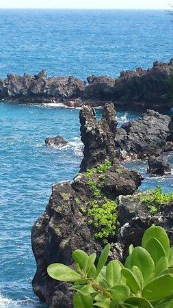 Wai'anapanapa State Park: Truly beautiful!