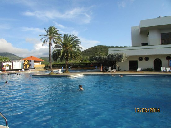 Dunes Hotel & Beach Resort: Piscina