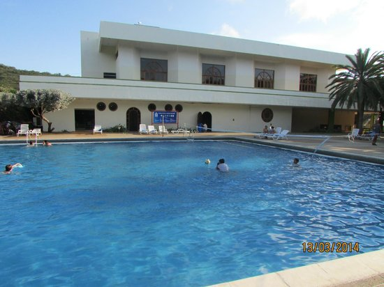 Dunes Hotel & Beach Resort: Piscina Olimpica