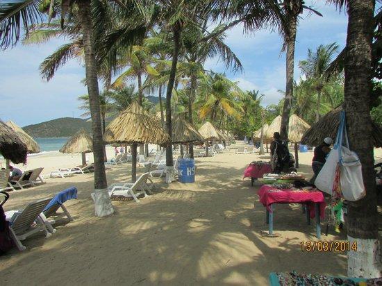 Dunes Hotel & Beach Resort: Playa Isla Margarita