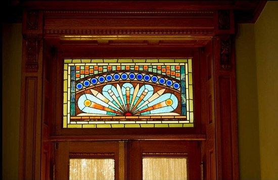 Wentworth Mansion: Wentworth Interior
