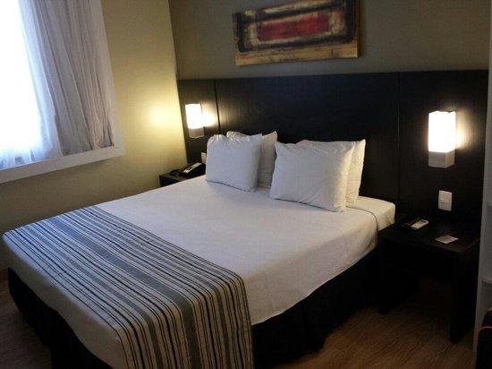 Grande Hotel Petrópolis : Quarto