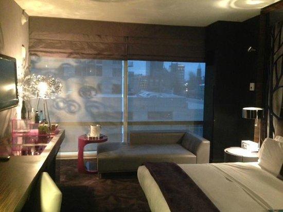 W Atlanta Downtown : 5th floor king room