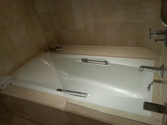 Park Hyatt Washington: Love the tub
