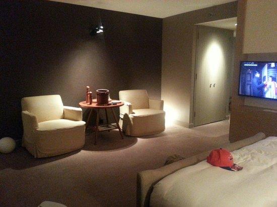 Park Hyatt Washington: Living room