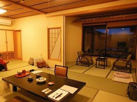 Ajiro Kankou Hotel: 部屋