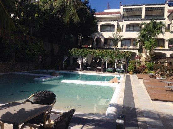 Le Soleil de Boracay: Hotel pool