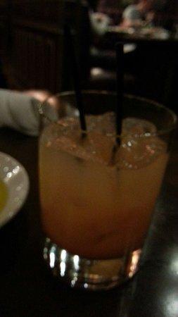 La Tagliatella: Charlotte Sunset Special Cocktail