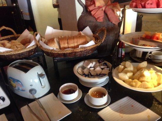 Le Soleil de Boracay: Hotel Breadfast