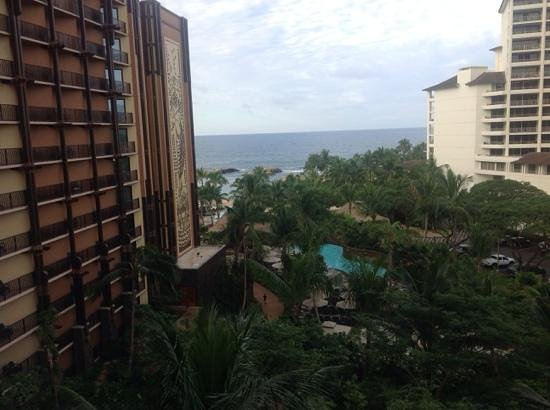 Aulani, a Disney Resort & Spa: Partial Ocean View