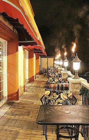 Bella roma ristorante lyndhurst restaurant reviews for Ristorante elle roma
