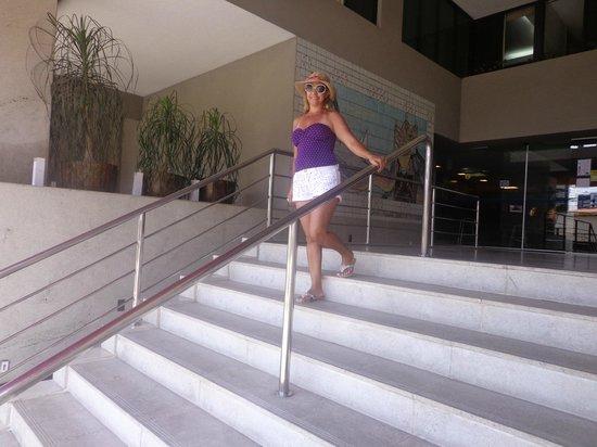 Tambaqui Praia: Frente do Hotel