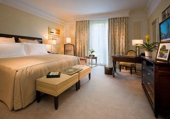 Castlemartyr Resort: Deluxe Room