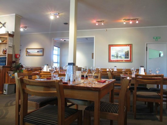 Kepler Restaurant: Pleasant Venue