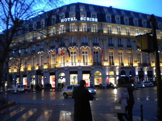 Hôtel Scribe Paris Opéra by Sofitel: pari!!