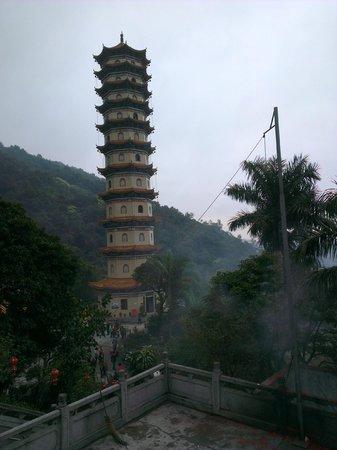 Huashou Temple: 2