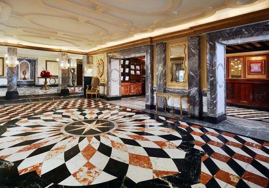The Westin Europa & Regina, Venice: Entrance Lobby